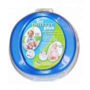 Kalencom Potette Plus 2合1摺合便攜廁所及訓練廁板 (藍色)