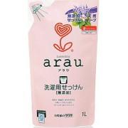 雅樂寶 薰衣草洗衣液補充裝 / Arau Laundry Soap Refill (1L)