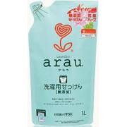 雅樂寶 天竺葵洗衣液補充裝 / Arau Geranium Laundry Soap Refill (1L)