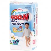 Goon 大王學習褲L碼46片 (男仔)