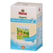 Holle 瑞士有機奶粉2 段600g