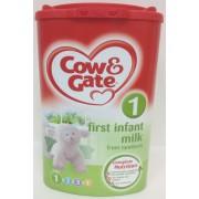 英國Cow & Gate牛欄奶粉 1 段 900g
