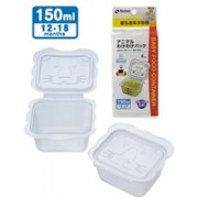 Richell - 離乳食保存容器 (150ml)