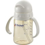 Richell - PPSU吸管型哺乳瓶 (200ml)