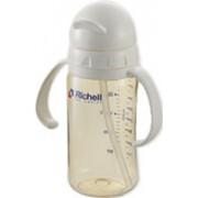 Richell - PPSU吸管型哺乳瓶 (260ml)