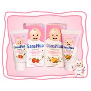 SansFluo - 幼兒牙膏(香橙味)