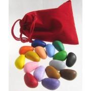 Crayon Rocks - 16 Color in Red Box